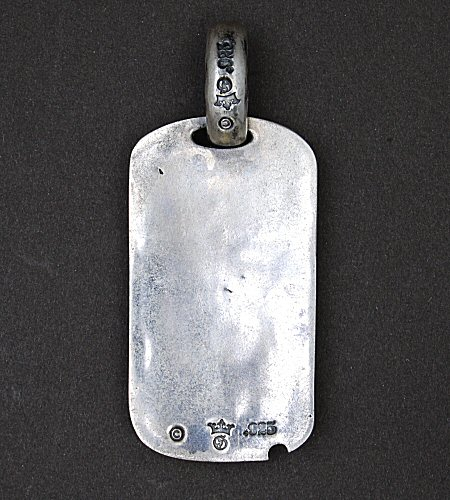 Photo4: G&Crown With H.W.O Dog Tag